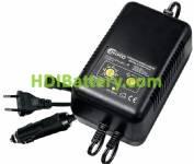 CAR021 Cargador de Pack de baterías Ni-Cd-NI-MH